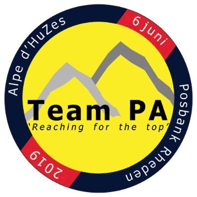 Logo team PA