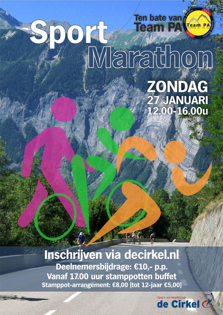 Flyer SportMarathon
