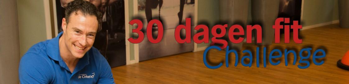 '30 dagen fit' challenge